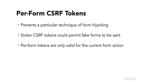 Per-Form CSRF tokens: Ruby on Rails 5 New Features