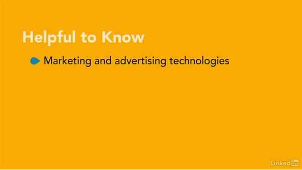 What you should know before watching this course: Building Your Marketing Technology Stack