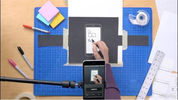 Stop-motion animation prototyping: Hands-On UX: Mobile Prototyping