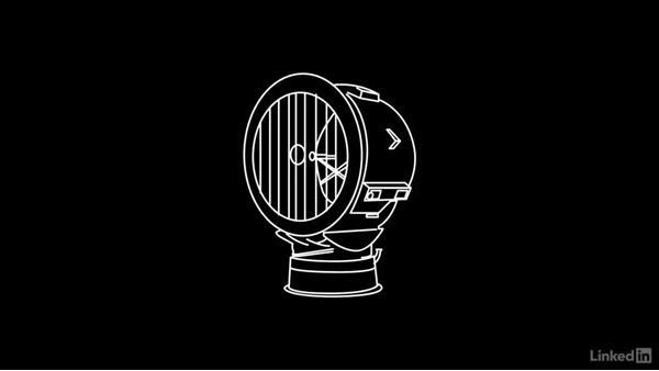 History of lighting: Video Lighting 101