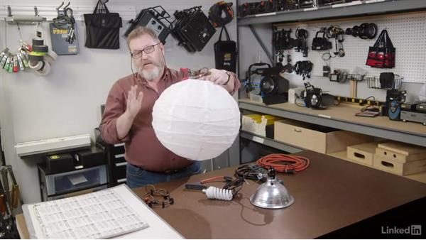 Lighting with DIY and store-bought equipment: Video Lighting 101