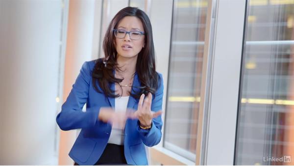 Being interviewed: Betty Liu on Career Success