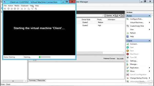 Welcome: Windows Server 2012 R2: Configure and Manage High Availability