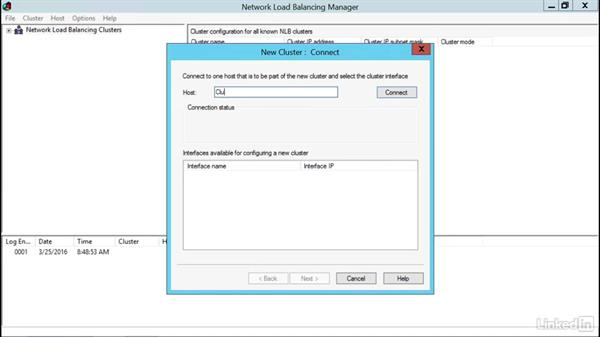 Configure NLB port rules: Windows Server 2012 R2: Configure and Manage High Availability