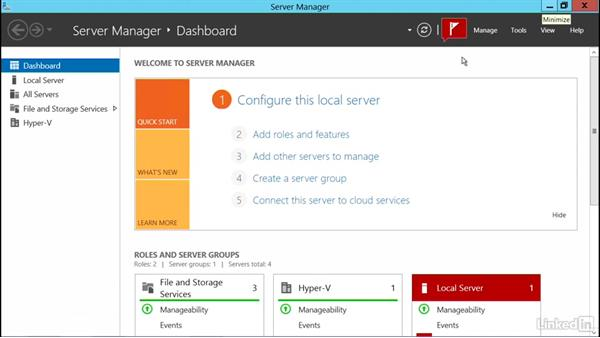 Restore cluster configuration: Windows Server 2012 R2: Configure and Manage High Availability