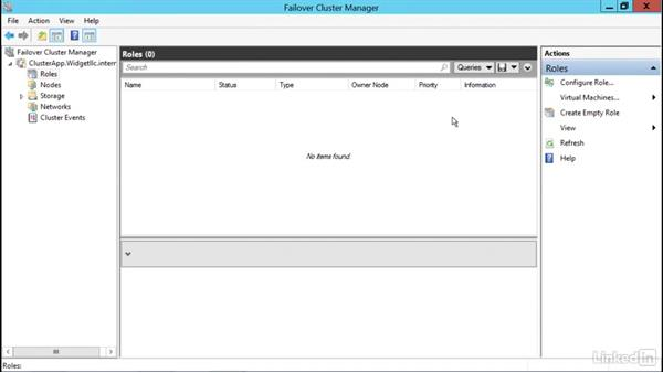 Delete a cluster or cluster role