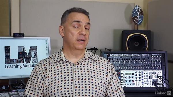 Welcome: Learning Modular Synthesis