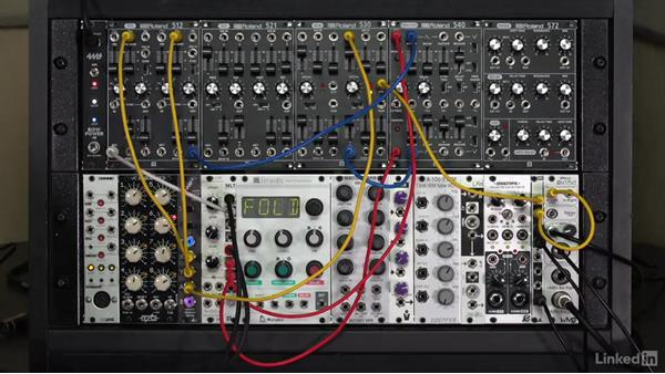 Ring modulation (AM): Learning Modular Synthesis