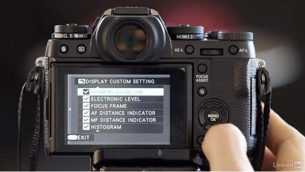 Using the viewfinder and LCD on the Fuji X-T1: Fuji X-T1 Tips and Techniques