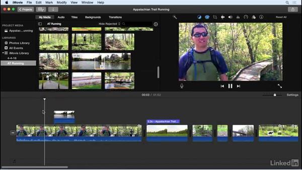Welcome: iMovie 10.1.1 Essential Training