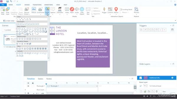 Combine triggers with layers: Articulate Storyline 2 Advanced Techniques