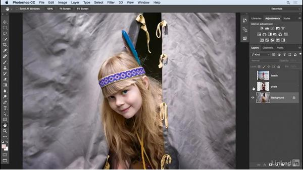 Welcome: Photoshop: Create a Portrait Collage