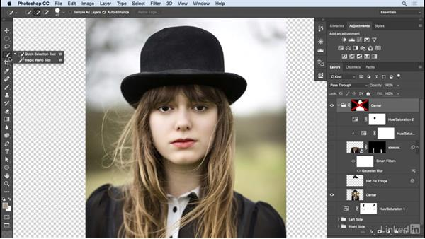 What you should know: Photoshop: Create a Portrait Collage
