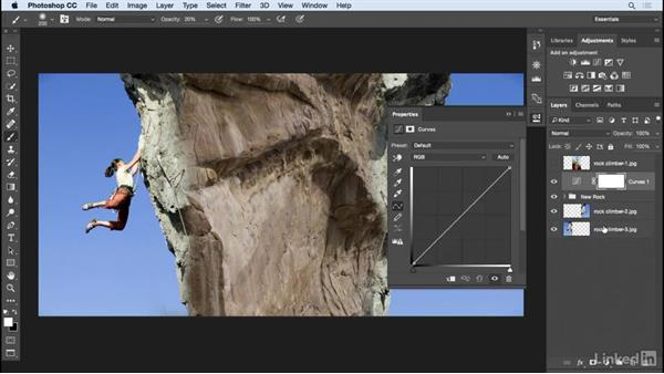 Workflow: Pulling it all together: Photoshop: Create a Portrait Collage