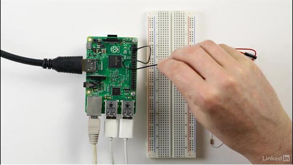 Build a simple GPIO project: Raspberry Pi GPIO In Depth