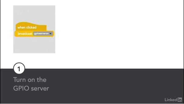 Identify pins with Scratch: Raspberry Pi GPIO In Depth