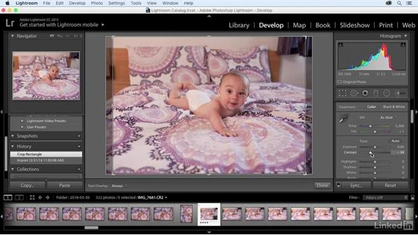 Looking at some basic Lightroom post tips: Kids Photography: At Home
