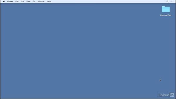 Using the exercise files: Customizing Brushes in Photoshop