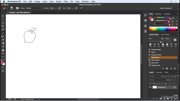 What brush do you want to create?: Customizing Brushes in Photoshop