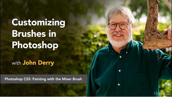 Next steps: Customizing Brushes in Photoshop