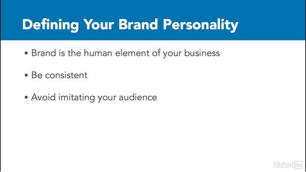 Define your brand personality: Twitter for Business