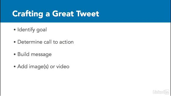 Craft a great tweet: Twitter for Business