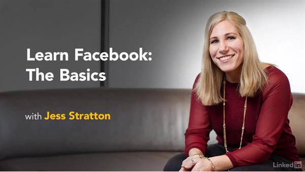 Next steps: Learn Facebook: The Basics