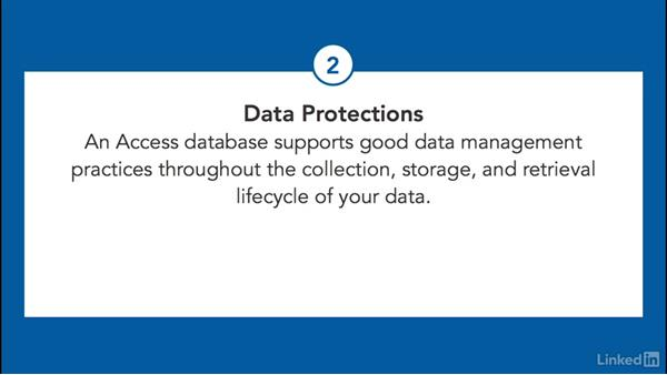 Why use an Access database: Learn Access for Office 365