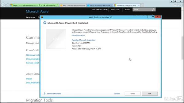 Azure and PowerShell: Understanding PowerShell 5.0