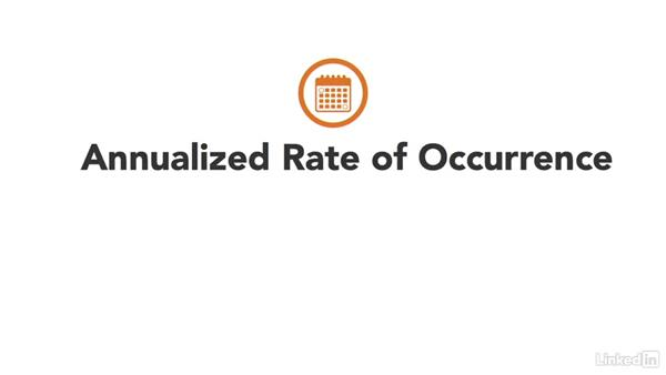 Quantitative risk assessment: CompTIA Security+ Exam Prep (SY0-401): Compliance and Operational Security