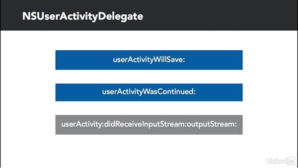 An overview of activity delegation: iOS 9 Handoff In Depth