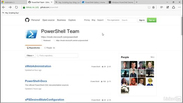 Next steps: PowerShell Desired State Configuration Essential Training