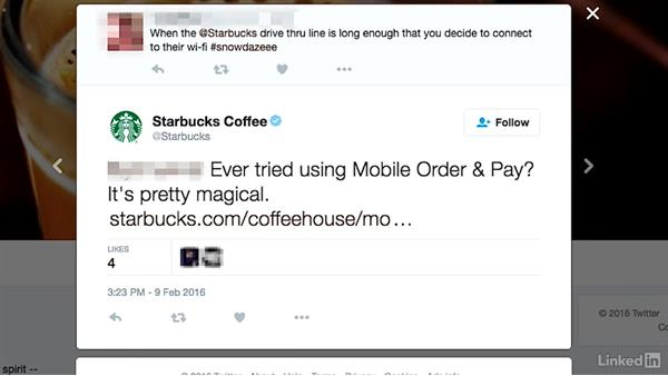Understand the value of self-help options: How to Serve Customers Using Social Media