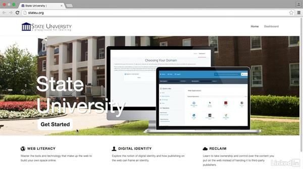 Before watching this course: WordPress in the Classroom: Multisite