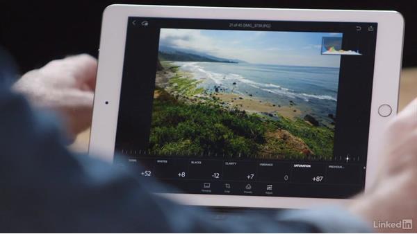 Advanced edits: Photoshop and Lightroom Everywhere: Mobile, Desktop, Cloud