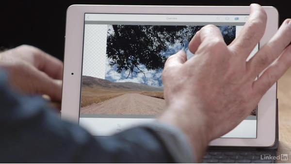 Basic compositing and properties: Photoshop and Lightroom Everywhere: Mobile, Desktop, Cloud