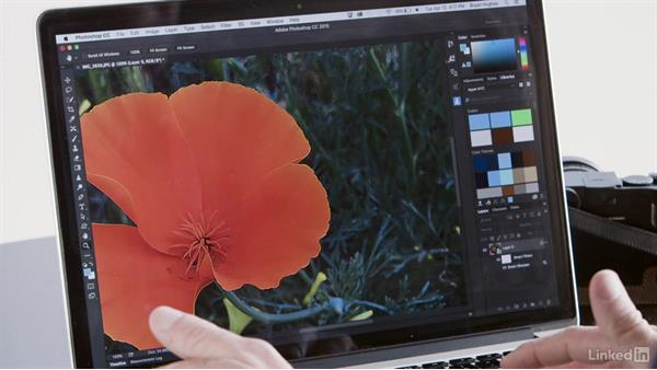 Common Photoshop refinements: Photoshop and Lightroom Everywhere: Mobile, Desktop, Cloud