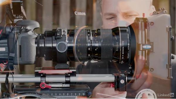 Welcome: DSLR Video Tips: Cameras & Lenses