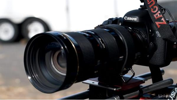 Why choose a cropped sensor: DSLR Video Tips: Cameras & Lenses