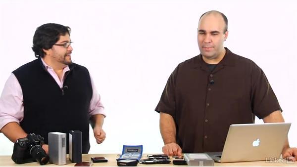 Understanding card speeds: DSLR Video Tips: Cameras & Lenses