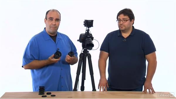 Examining cost issues: DSLR Video Tips: Cameras & Lenses