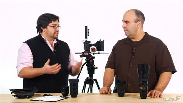 Avoiding lens flare: DSLR Video Tips: Cameras & Lenses