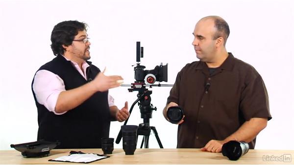Using a lens hood: DSLR Video Tips: Cameras & Lenses