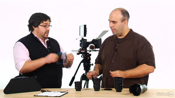 Using a matte box: DSLR Video Tips: Cameras & Lenses