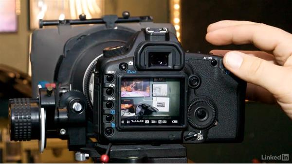 The dangers of tiny screens: DSLR Video Tips: Cameras & Lenses