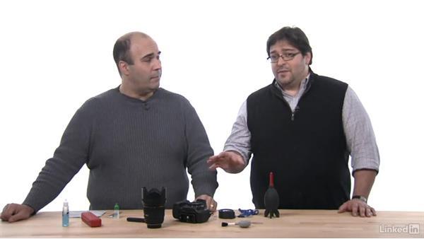 How do I clean my camera?: DSLR Video Tips: Cameras & Lenses