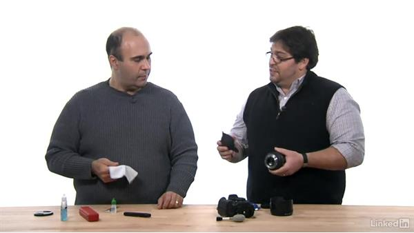 Keeping the lens clean: DSLR Video Tips: Cameras & Lenses