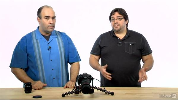 Strategies for dealing with exposure changes: DSLR Video Tips: Cameras & Lenses