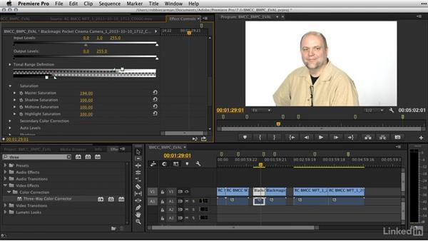 Evaluating the shots: DSLR Video Tips: Cameras & Lenses