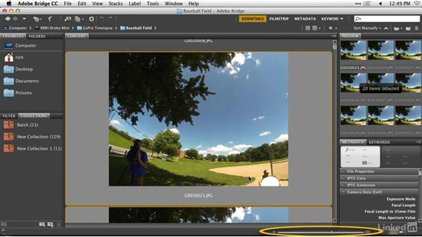 Accessing GoPro time-lapse footage: DSLR Video Tips: Cameras & Lenses